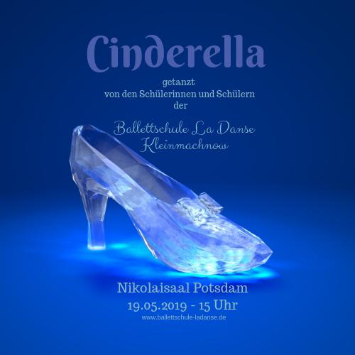 Ballettaufführung  19.5.2019
