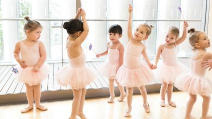 Neue Kurse für kleine Tanzmäuse ab 3 Jahren !